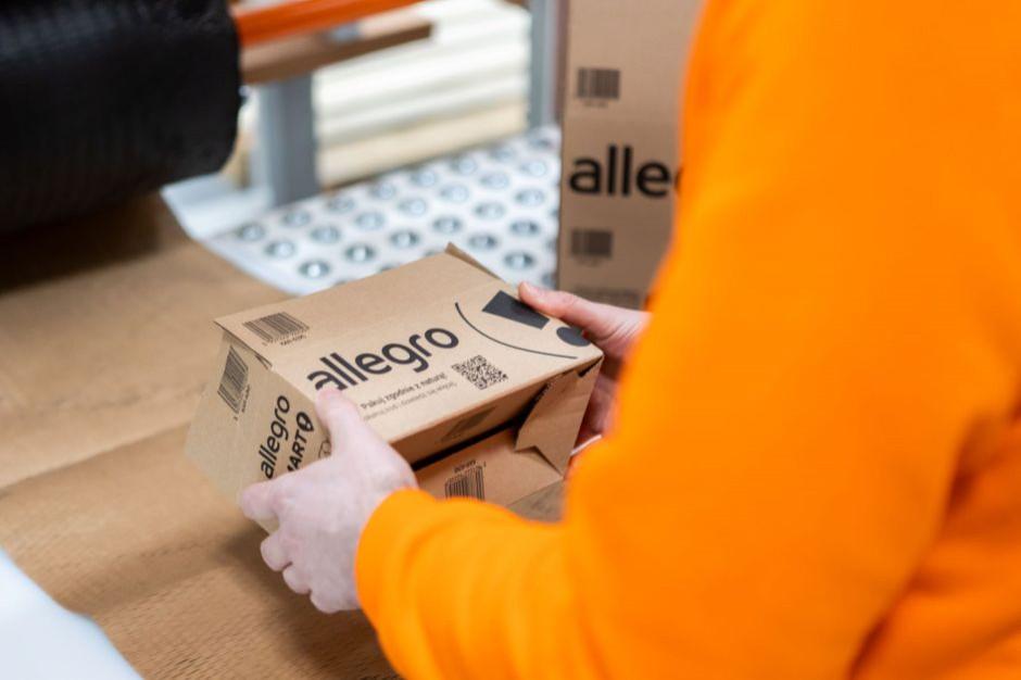Allegro chce rozwijać dostawy tego samego dnia. Przejmuje X-press Couriers