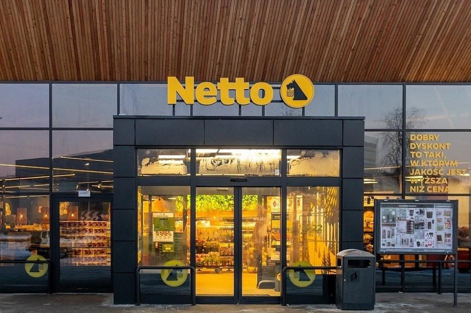 Kolejnych 10 sklepów zmieniło barwy z Tesco na Netto
