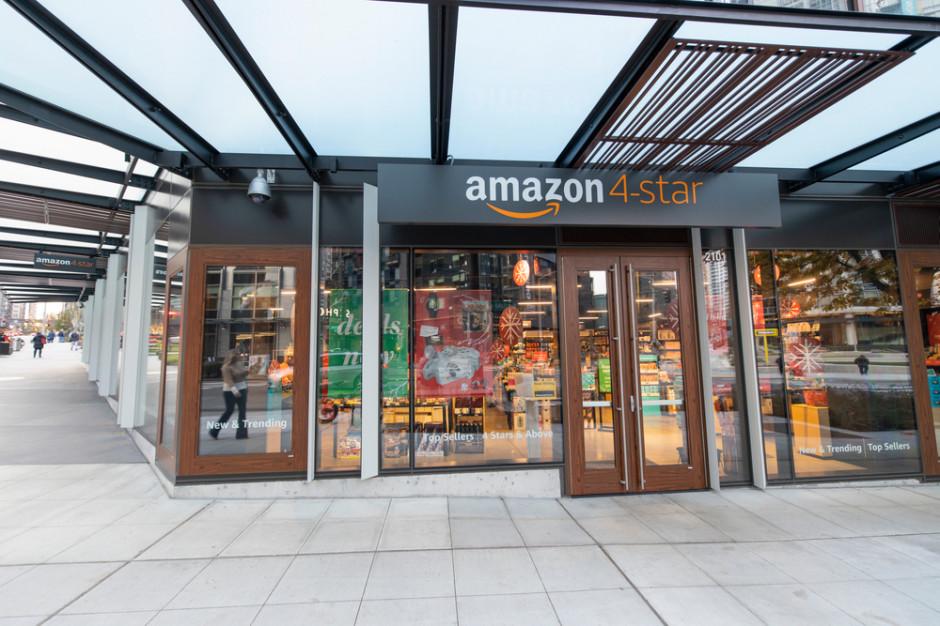 Pierwszy czterogwiazdkowy sklep Amazona w Europie