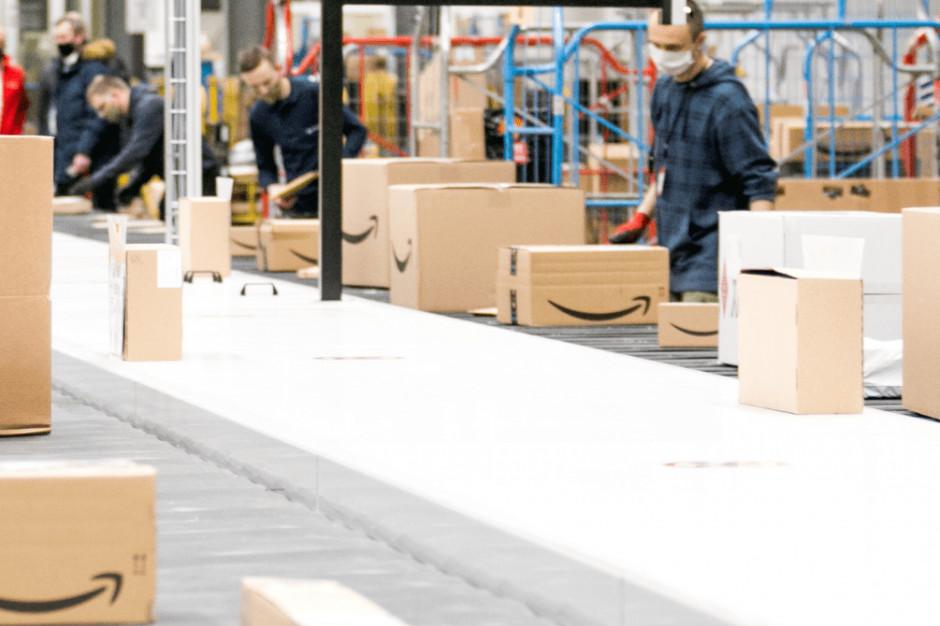 Poczta Polska obsłuży dostawy Amazon Prime