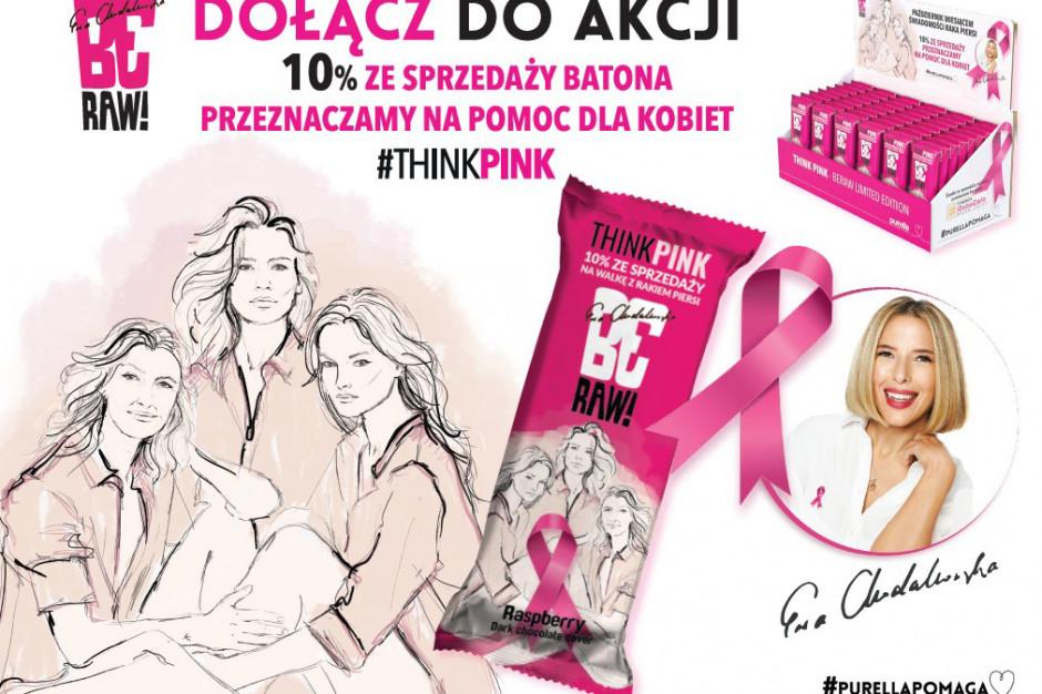 Batony Ewy Chodakowskiej w Biedronce zasilą konto fundacji walczącej z rakiem piersi