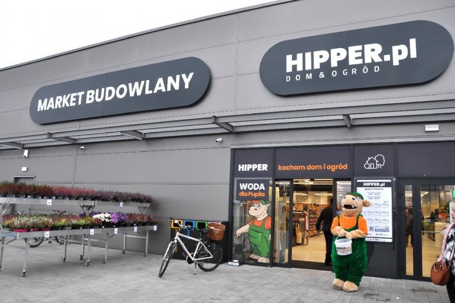 Market Hipper.pl ruszył w Tucholi, wkrótce kolejne