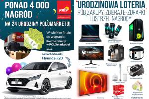 POLOmarket rozpoczyna obchody swoich 24 urodzin, fot. mat. pras.