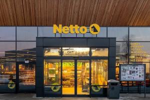 Sklep sieci Netto, fot. materiały prasowe