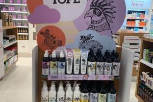 Produkty YOPE są dostępne w sklepach SUPER CARE Pharmacy. Fot. materiały prasowe