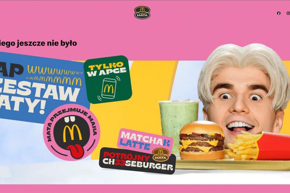 Zestaw Maty w McDonald's. Ile kosztuje?
