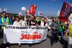 4 listopada rusza wielki protest pracowników handlu