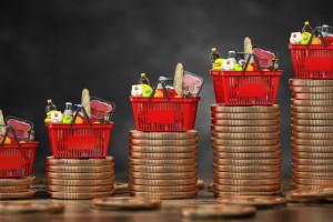 Wskaźnik inflacji konsumenckiej we wrześniu wyniósł 5,9 proc. r/r, fot. shutterstock