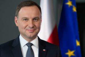 Prezydent Andrzej Duda; fot. prezydent.pl