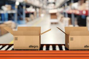 Cena akcji Allegro spada, fot. materiały prasowe