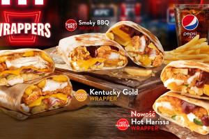 Nowa oferta w KFC, fot. materiały prasowe