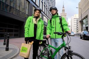 Grupa Żabka rozszerzy swoją działalność  o rynek q-commerce, którego rozwój w Polsce i na świecie w ostatnich miesiącach dynamicznie przyśpieszył. Fot. materiały prasowe