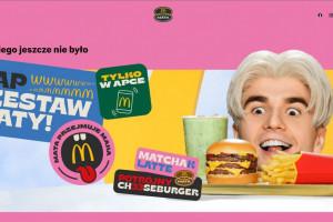 fot. zrzut ze strony McDonald's