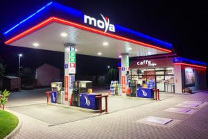 Nowa stacja Moya w Poniatowie, fot. materiały prasowe