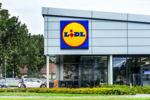 Koniec strajku w sklepach Lidla w Belgii, fot. Shutterstock