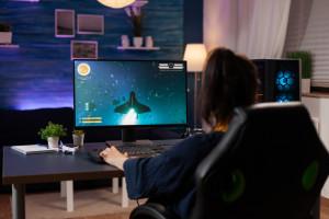 Gry wideo to wciąż bardzo dynamiczny rynek, fot. Shutterstock