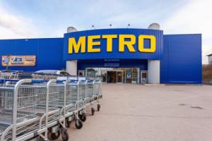 Sprzedaż Grupy Metro w Europie Wschodniej wyższa niż przed pandemią