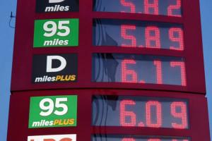 fot. ceny paliw w Polsce przebiły barierę 6 zł, PTWP