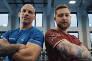Damian Janikowski i Daniel STOMP Płomiński, fot. mat. pras.