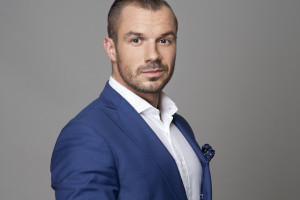 Kamil Gaworecki, Prezes Zarządu Infoscan, fot. mat.pras.