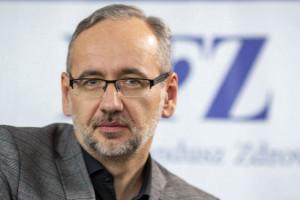 Szef MZ Adam Niedzielski, fot. mat. prasowe