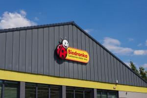 Na koniec września sieć Biedronka liczyła 3174 sklepów. Fot. Shutterstock